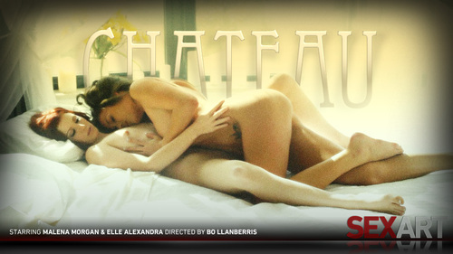 Sex Art - Chateau - Elle Alexandra & Malena Morgan