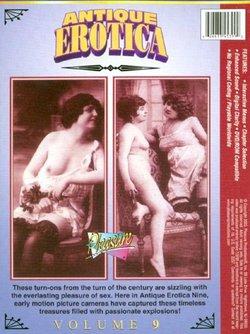 Antique Erotica 9 (Vintage 1950's - 1960's)