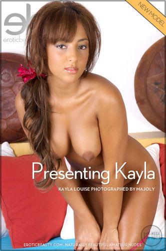 EB - Kayla Louise – Presenting Kayla 09 Jun 2012