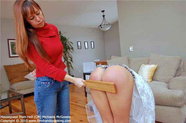 Speaking, Ask michaela mcgowan spank consider