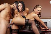 Acoso sexual en lugar de trabajo Rachel Starr Phoenix Marie