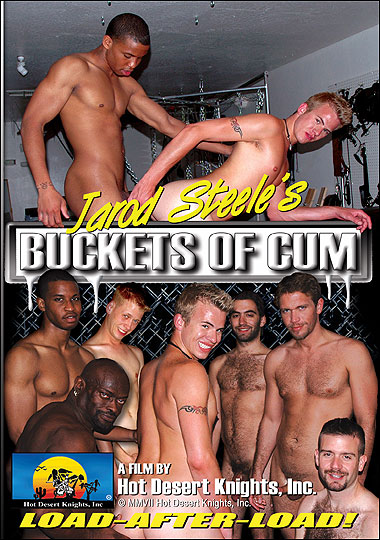[Gay] Buckets of Cum