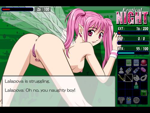 erotical night