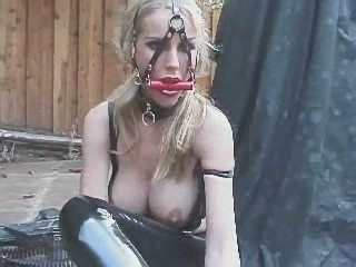 Elizabeth Parkhurst Bondage 36