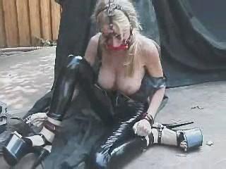 Elizabeth Parkhurst Bondage 43