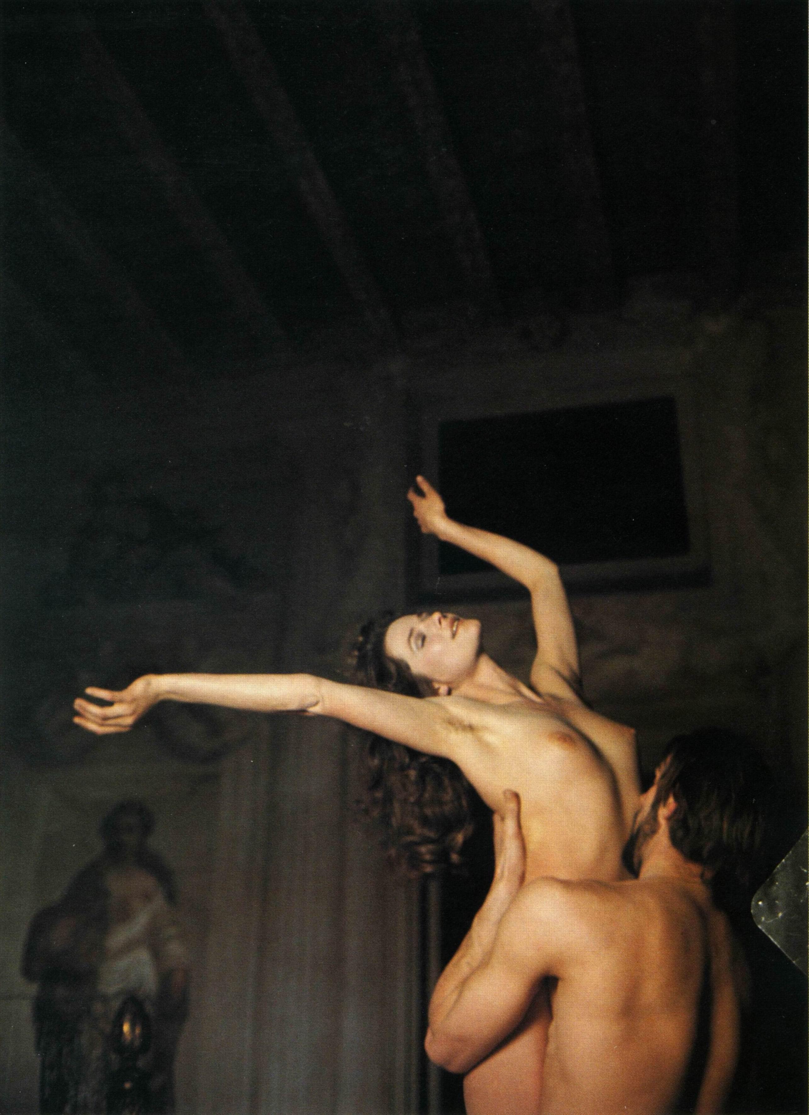 Обнаженная порно модель Шарлотта Рэмплинг смотреть онлайн 1 фото