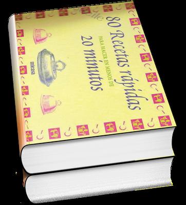 80 Recetas Rápidas para Hacer en Menos de 20 Minutos Gratis 29xvgbd.jpg