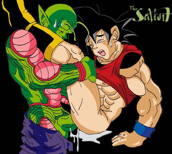 Dragonball z gay xxx
