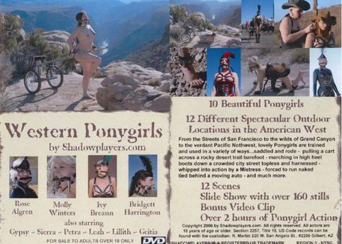 Western Ponygirls BDSM