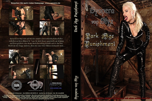 Dark Age Punishment BDSM Female Domination
