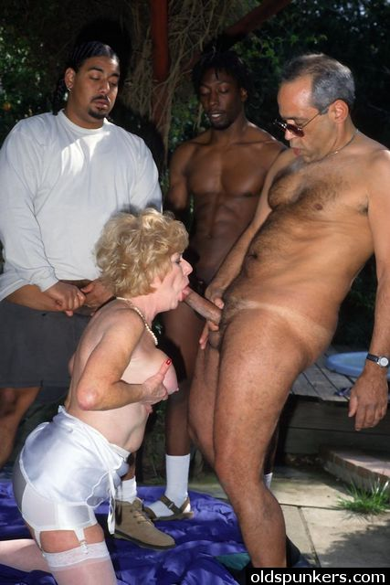 Free full length interracial granny sex