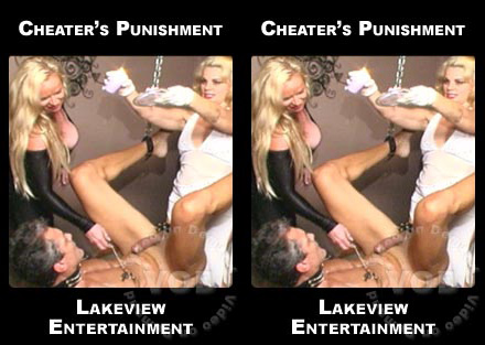 Cheater's Punishment  Female Domination