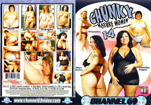 Chunky Mature Women #14 Mature
