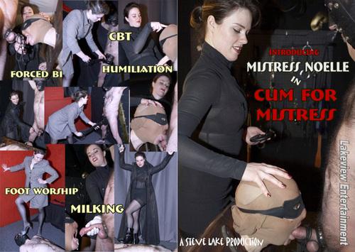 Cum For Mistress  Femdom