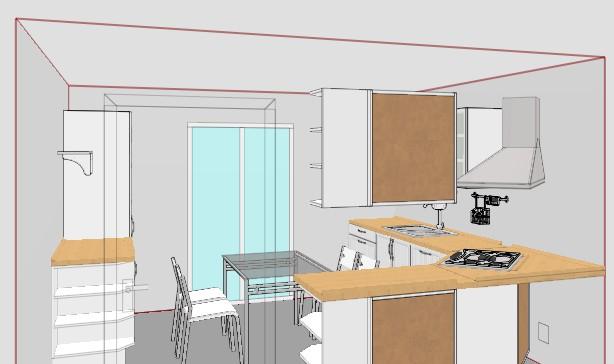 Forum pareri e consigli su autoprogetto ikea render inside - Ikea home planner cucina ...
