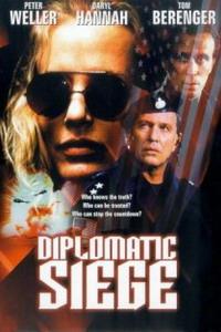 Wróg Mojego Wroga / Diplomatic Siege (1999) DVDRip Lektor PL