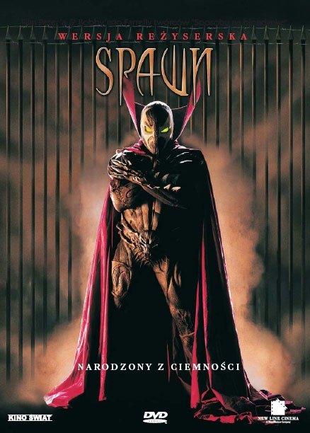 Spawn (1997) PL.DVDRip.DivX-bruk | Lektor PL