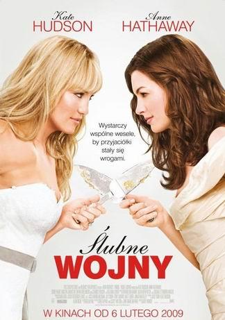 �lubne Wojny / Bride Wars (2009) DVDRip Lektor PL