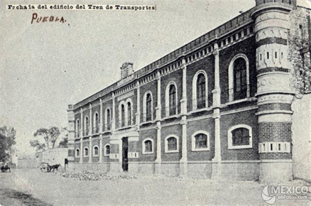 Imagenes de Puebla de los Angeles, México. Puebl2