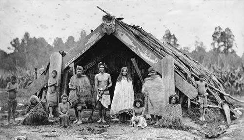 Historia, tradiciones y cultura Maorí