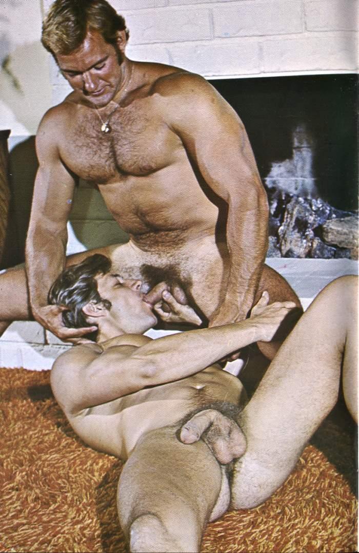 Porn gay Nude vintage