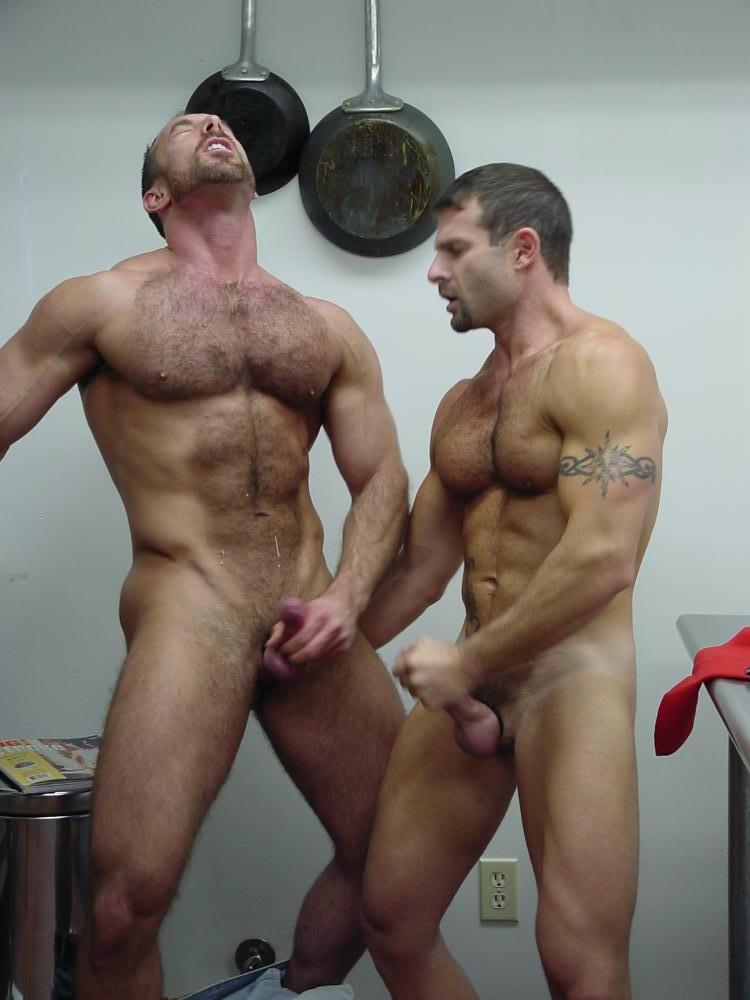 Buddys hot horny gay hunk