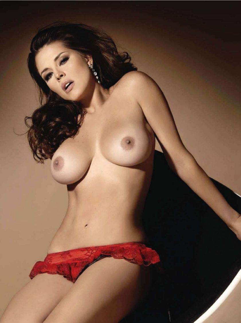 Alicia machado playboy mexico julio 2010