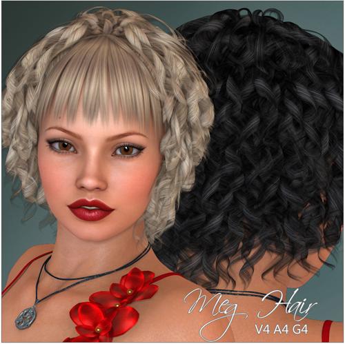 Meg Hair V4 A4 G4
