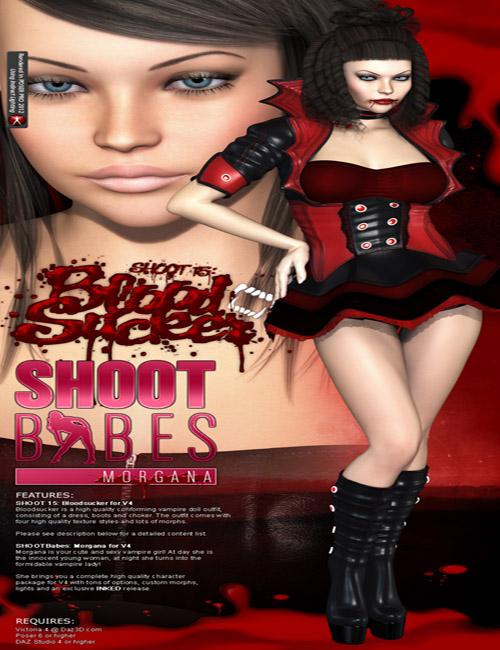 SHOOT 15 Bloodsucker Halloween Bundle