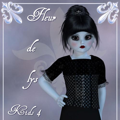 Fleur de lys - K4