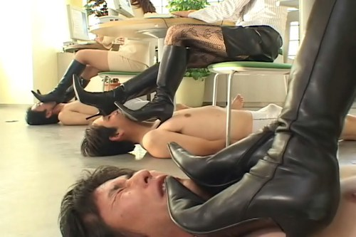 Love & Boots 11 Asian Femdom