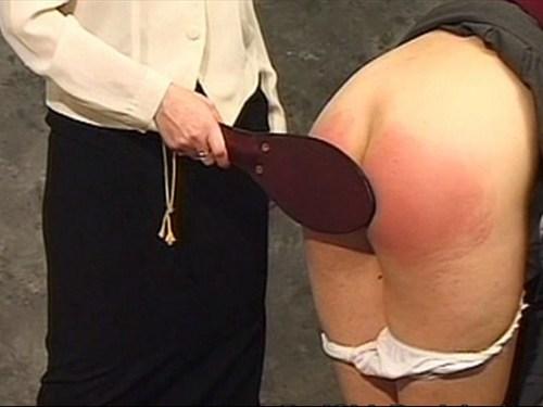 Female Discipline Spanking