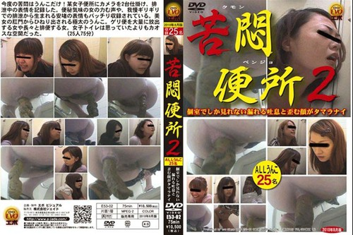 E5302 (toilet cam)   Asian Scat Scat Voyeur