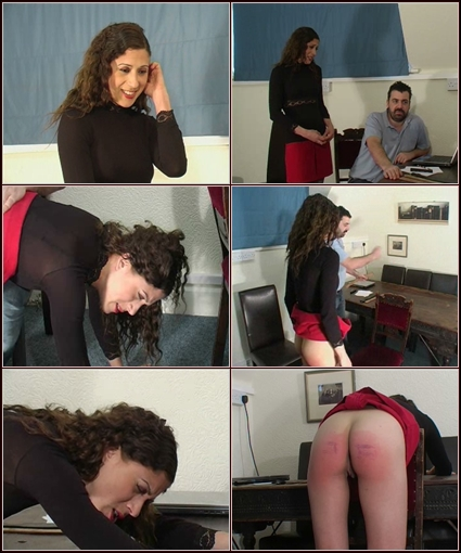 Language Lesson  Spanking