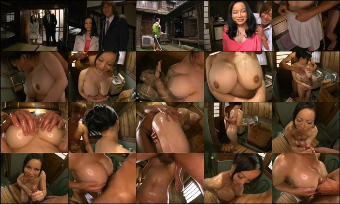 Elle Simon - The Great Big Tits Son's Wife Qcup 112cm - SPRD-399 - Scene1