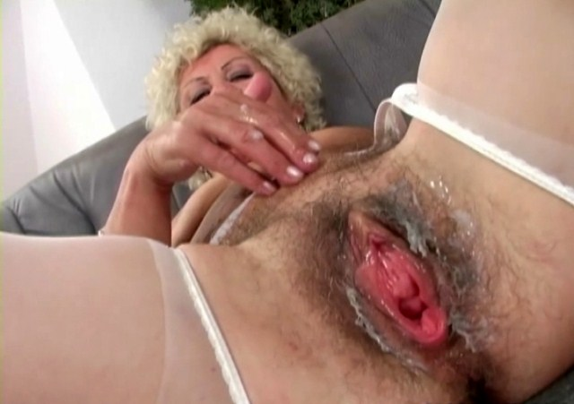With you Hairy mature pussy cum shot not joke!