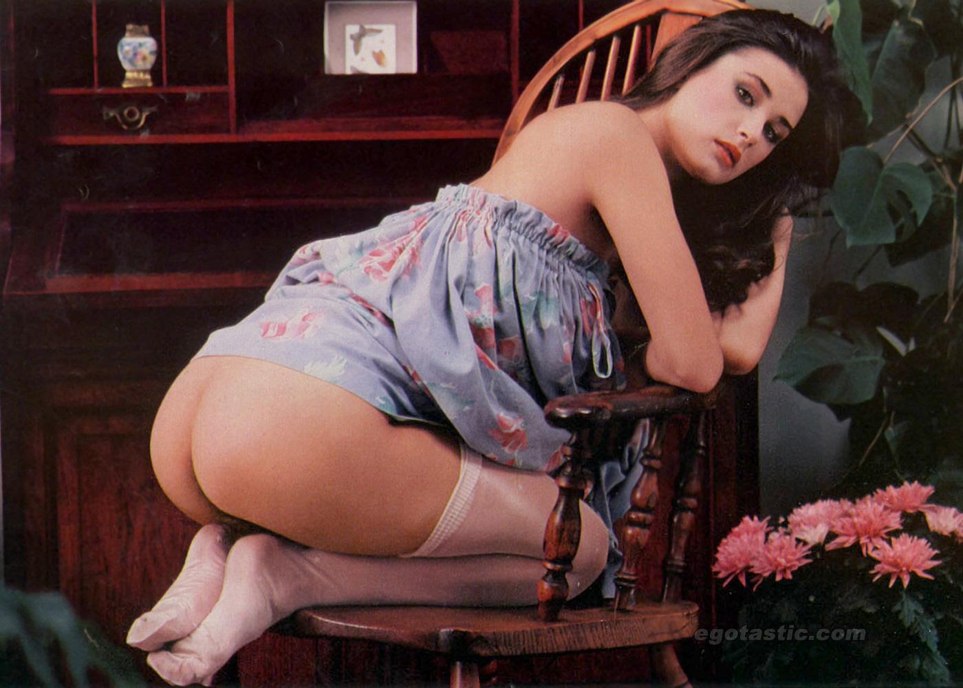 Vídeos: Demi Moore y sus escenas mas eróticas -