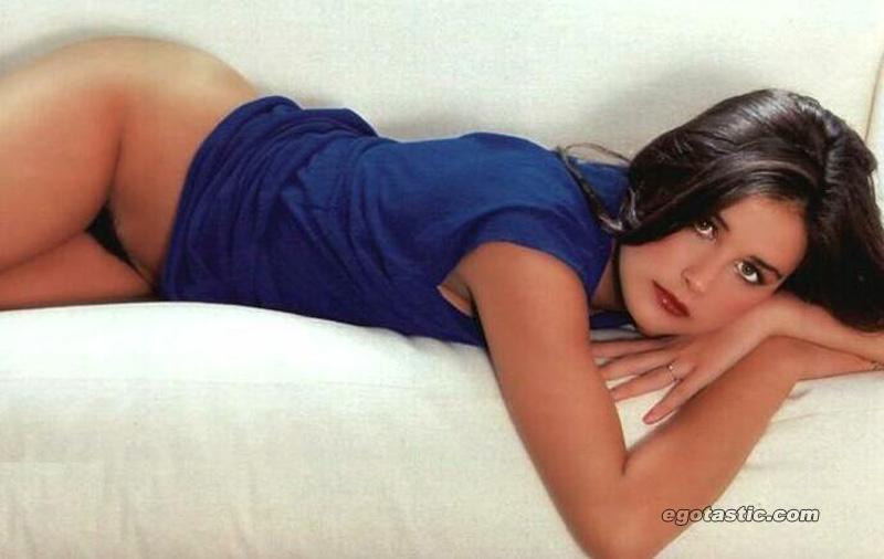 Demi Moore Tiernita Primeras Fotos Desnuda S
