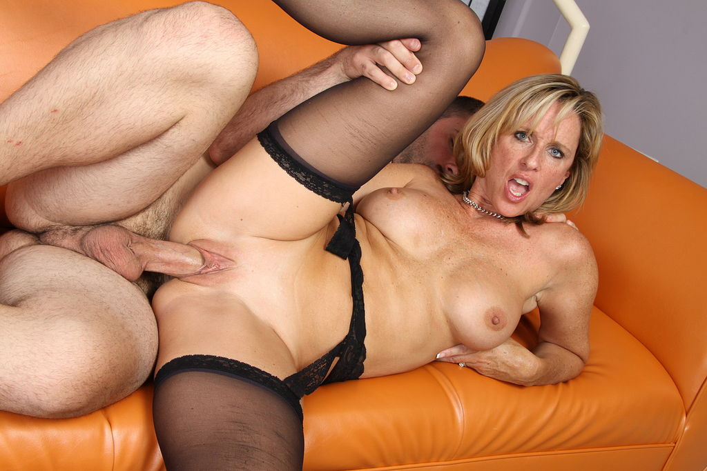 Woman mature jodi west