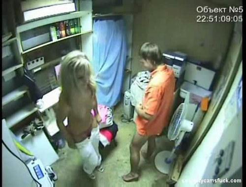 секс снятый на камеру фотонаблюдения