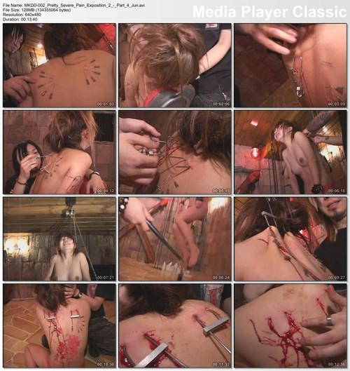 Прокалывание грудей бдсм 13 фотография