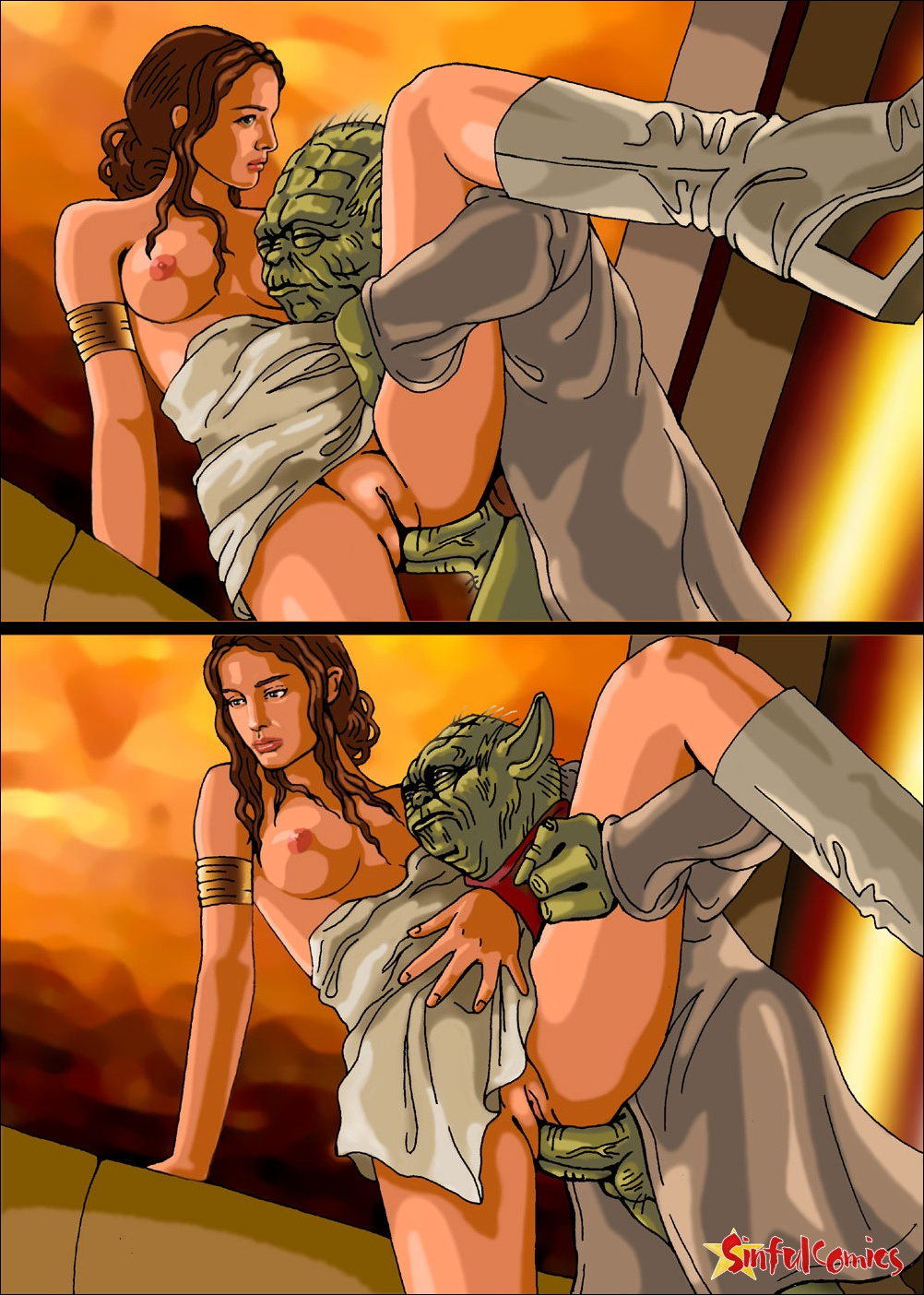 Sex star wars movie pictures hentai nudes tube