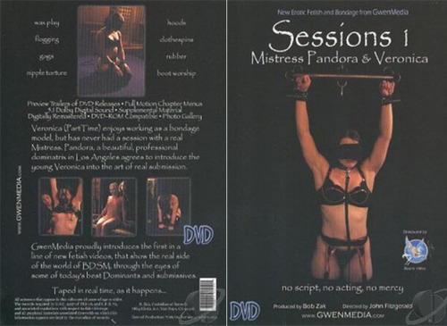 Gwenmedia Sessions 01 - Mistress Pandora & Veronica BDSM