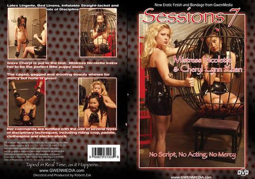 Gwenmedia - Sessions 07 - Mistress Nicolette & Cheryl BDSM