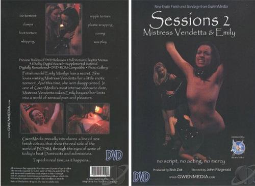 GwenMedia - Sessions 02 - Mistress Vendetta & Emily BDSM