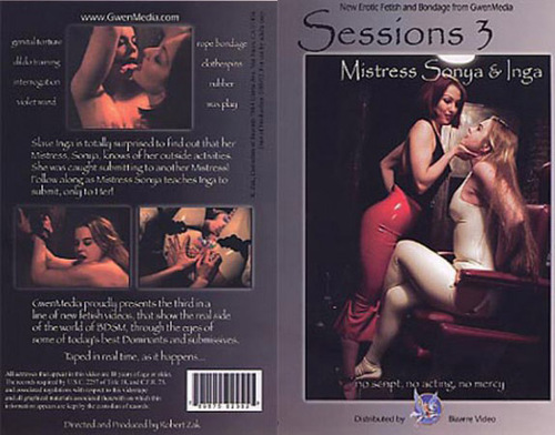 Gwenmedia - Sessions 03 - Mistress Sonja & Inga BDSM