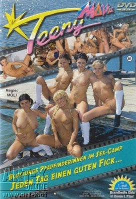 Blutjunge Pfadfinderinnen im Sex-Camp (German) DVD-Rip