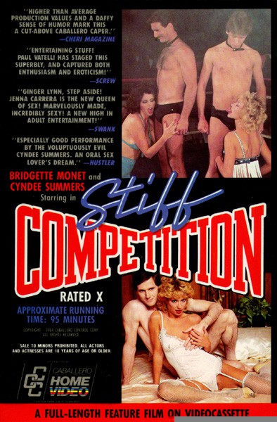 Stiff competition 1984