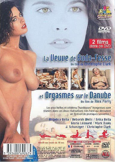 La veuve de buda fesse french vintage - 1 part 5