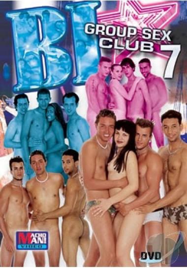 Bi Group Sex Club 7 Cover